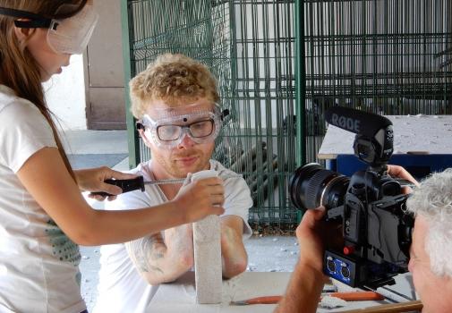 image du tournage