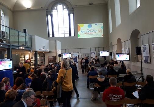 Photo de la conference