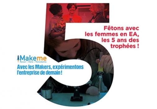 Bannière Trophées Femmes en EA