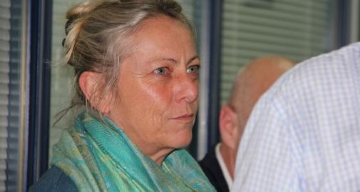 Photo de la déléguée Ghislaine Rochard