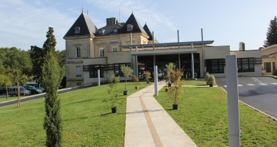 photo de l'entrée de LADAPT Gironde-CSSR à Chateau Rauze