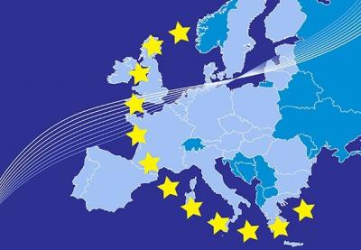 image de la carte de l'europe