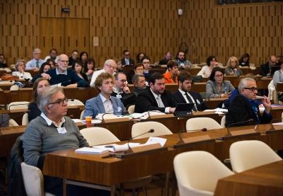 photo des auditeurs de la conférence internationale de la seeph 2016