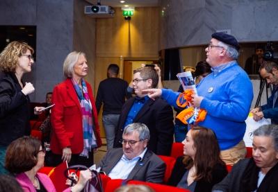 sophie cluzel à la conférence 2018