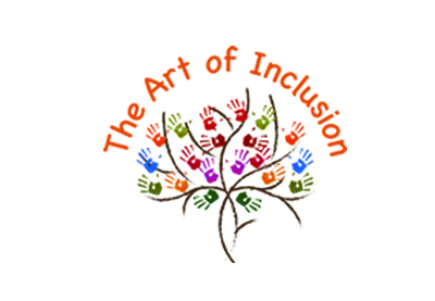 logo art of inclusion