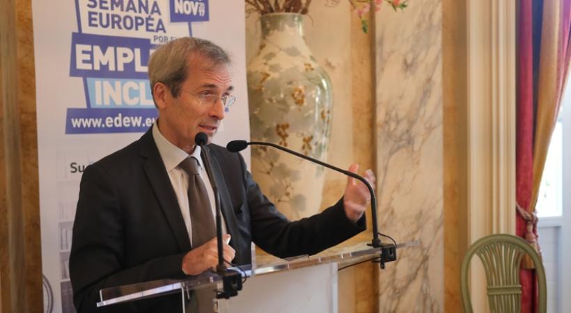 Yves Saint-Geours, ambassadeur de France en Espagne