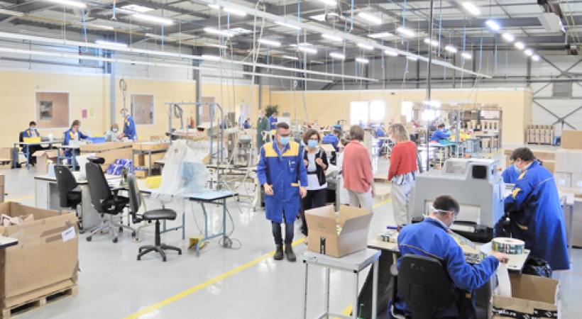 travailleurs en ESAT