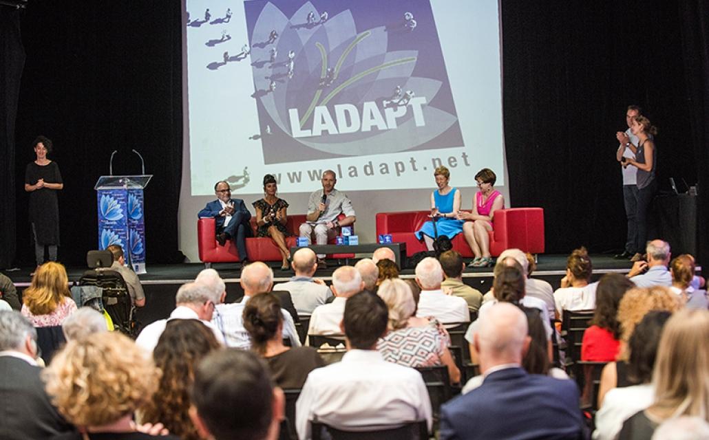 photo de l'assemblée générale 2017