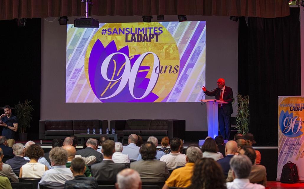 public de l'assemblée générale 2019