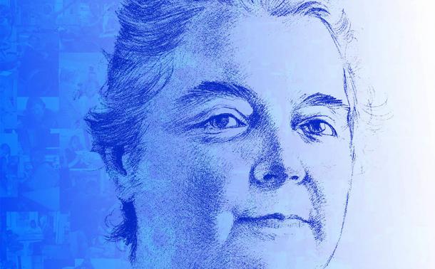 Portrait Suzanne Fouché