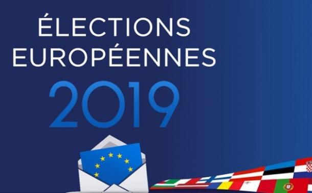 Visuel Elections Européennes 2019