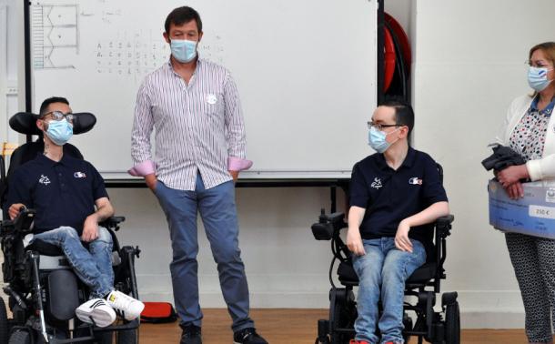 Samir et Rodrigue pour les JO de Tokyo 2021