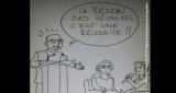 Dessin de Fred et Philippe de l'ESAT Images et Arts graphiques d'Angoulême