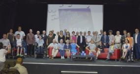 photo des pilotes du projet associatif prise lors de l'assemblée générale en juin 2017