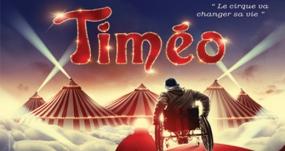 Affiche de la circomédie musicale Timéo